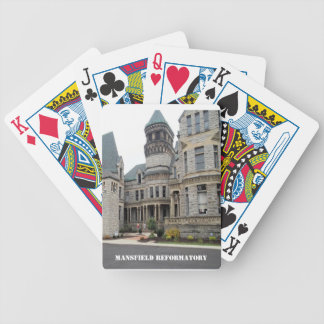 Mansfield Reformatory Playing Cards