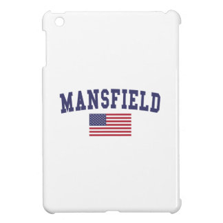 Mansfield TX US Flag iPad Mini Cover