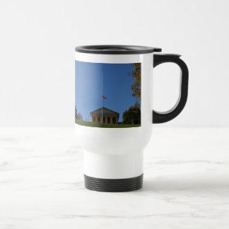 Mansión de Curtis-Lee (casa de Arlington) Tazas De Café