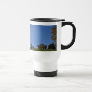 Mansión de Curtis-Lee (casa de Arlington) Taza De Café