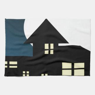 mansión frecuentada toalla