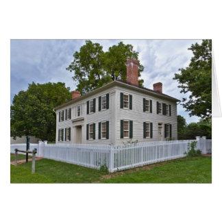 Mansion House Nauvoo Card