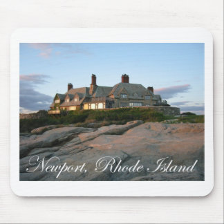 Mansion in Newport Mouse Pad