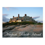 Mansion in Newport Postcards