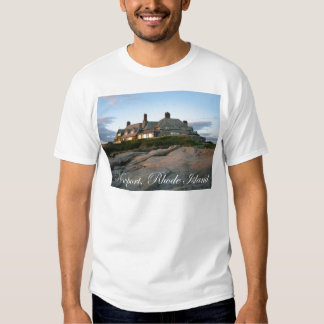 Mansion in Newport T-shirt