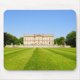 Mansion Lawn Mouse Pad