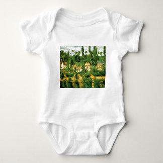 Mansion of medan baby bodysuit