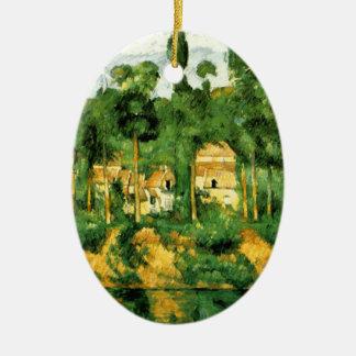 Mansion of medan ceramic ornament
