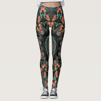 Mansion On The Hill. Leggings