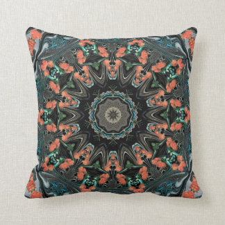 Mansion On The Hill. Throw Pillow