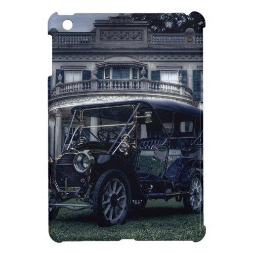 Mansión y coche