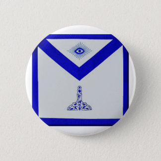 Mansonic Senior Warden Apron Button