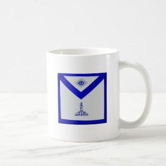 Mansonic Senior Warden Apron Coffee Mug