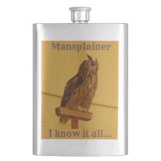 """Mansplainer"""
