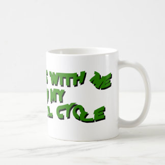 manstrual cycle coffee mug