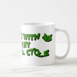 manstrual cycle mug
