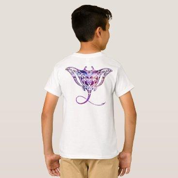 Aztec Themed Manta Aztec T-Shirt