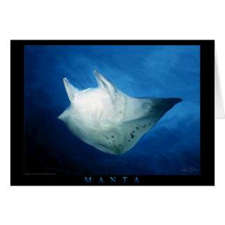 Manta Card