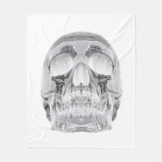 Manta cristalina del paño grueso y suave del manta de forro polar
