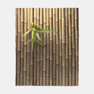Manta de bambú del paño grueso y suave de la pared