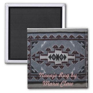 Manta de Navajo por el imán de la garra de Marie