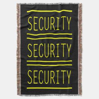 Manta de seguridad