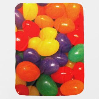 Manta del bebé de los Jellybeans Mantita Para Bebé