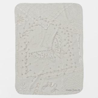 Manta del bebé del diseño del edredón loco mantitas para bebé