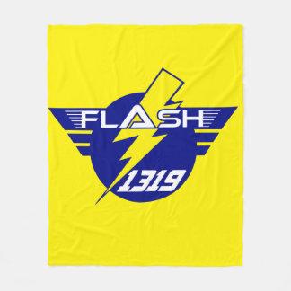 Manta del flash 1319 manta de forro polar