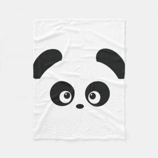Manta del paño grueso y suave de Panda® del amor Manta De Forro Polar