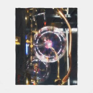 manta del steampunk del espacio manta de forro polar