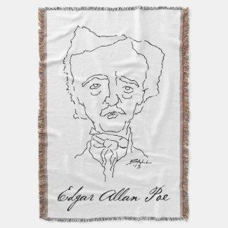 Manta del tiro de Edgar Allan Poe