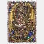 Manta del tiro del dragón de la lectura de Wyrm