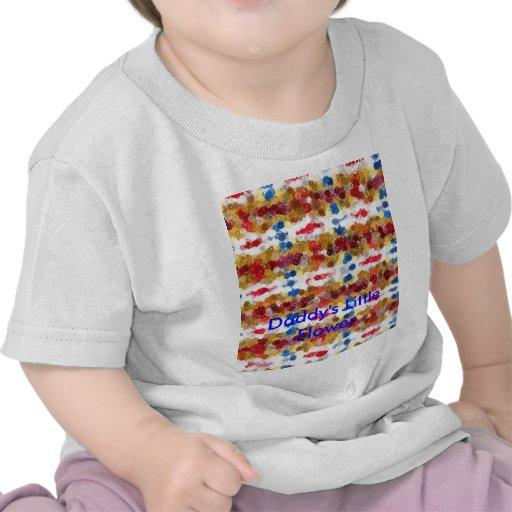 manta floral camisetas