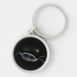 Manta Key Chain