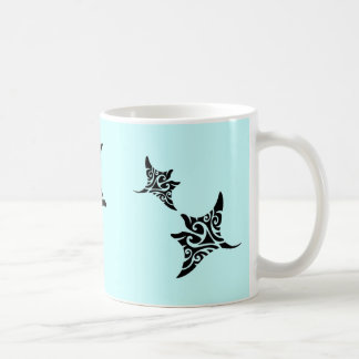 Manta mug by Dana Tyrrell