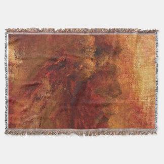 Manta nativa del tiro de la pintura de Amaerican