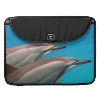 Manta Ray and Dolphins Sleeves For MacBooks
