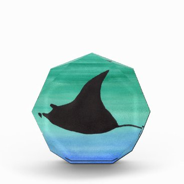 Beach Themed Manta Ray Award