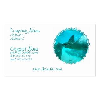 Manta Ray Business Card