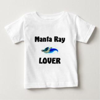 Manta Ray Lover Baby T-Shirt