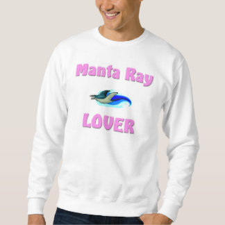Manta Ray Lover Sweatshirt