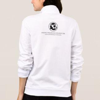 Manta Ray of Hope MMF Women's Jacket Black Artwork
