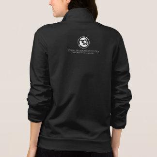 Manta Ray of Hope MMF Women's Jacket White Artwork