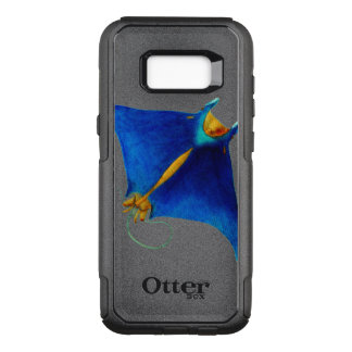 manta ray OtterBox commuter samsung galaxy s8+ case