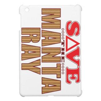 Manta Ray Save iPad Mini Cover