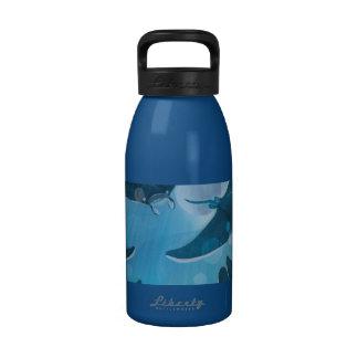 Manta Ray - Stingray Reusable Water Bottles