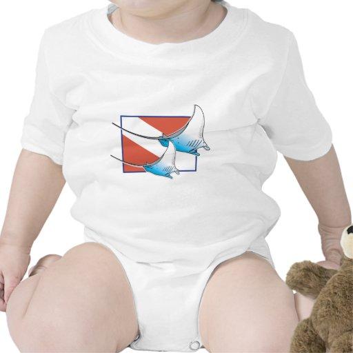 Manta Ray Tee Shirt