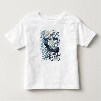 Manta Ray Toddler T-shirt