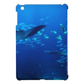 Manta Rays Cover For The iPad Mini